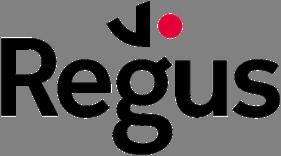 PT Credensa project client Regus logo