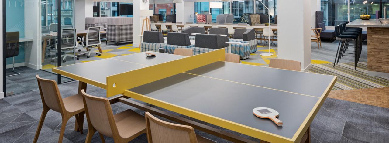 Desain kantor masa depan