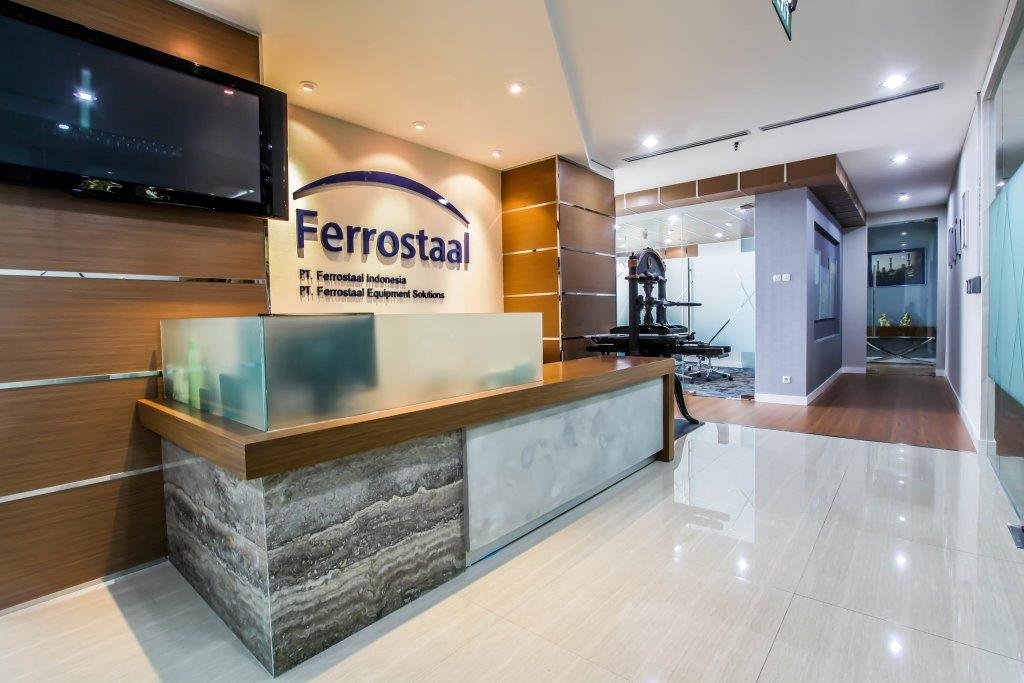 Ferrostaal Office Jakarta