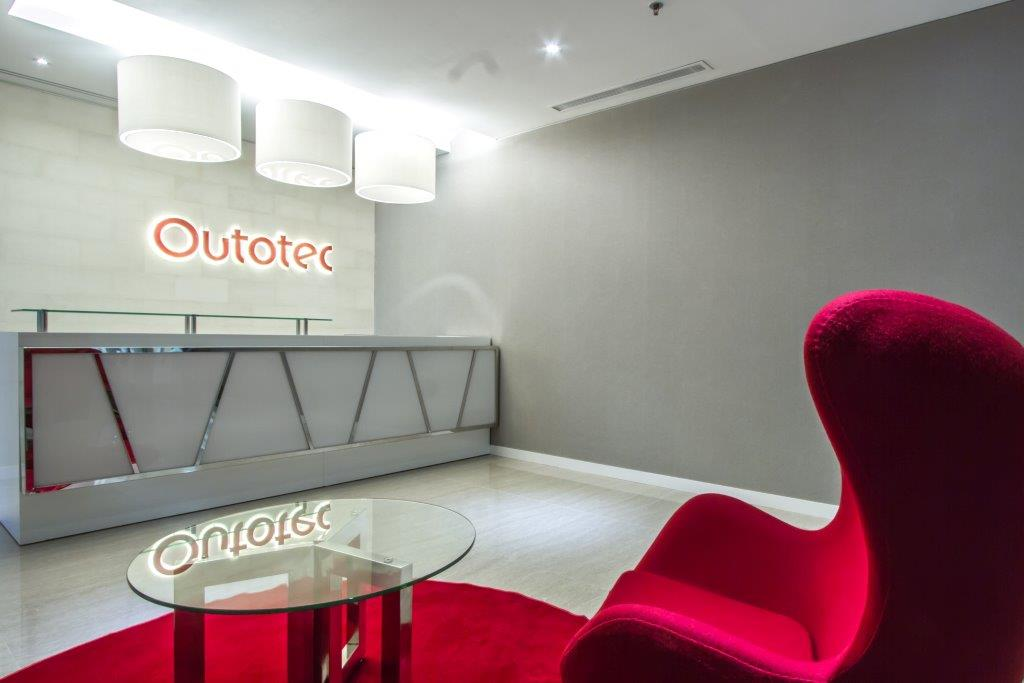 Outotec office Jakarta
